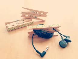 Clothes pin cord keeper header 1