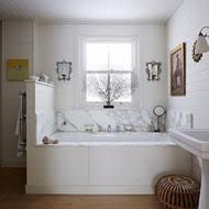 bathroom ideas uk. white bathroom with marble u0026 wood panelling ideas uk 3