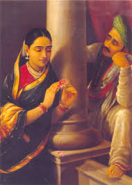 raja ravi verma the best realistic painter of india drawing academy drawing academy