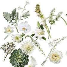 types of flowers in bouquets. our favorite flowers from the gray-green to crisp white spectrum. types of in bouquets