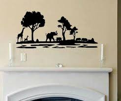 Small Picture 35 Wall Decals Etsy Wall Art Home Decors Murals Vinyl Decals