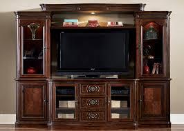 European Entertainment Center Wood Furniture TV Stands Living Room