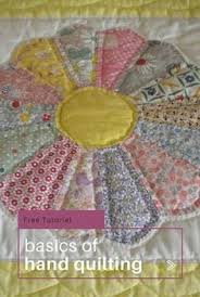 How to Quilt by Hand - DIY | Learning, Easy and Hand quilting & How to Hand Quilt: The Basic Techniques Adamdwight.com