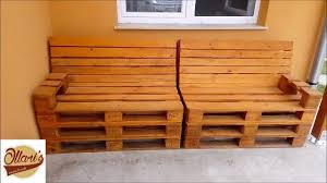 make pallet furniture. How To Build A Pallet Sofa Step By Make Furniture