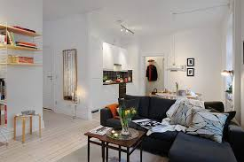 Interior Design Ideas For Apartments Inspiration Well Planned Small Apartment With An Inviting Interior Design