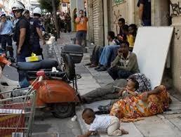 Αποτέλεσμα εικόνας για illegal immigration in greece