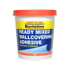 Bartoline Ready Mixed Wallpaper Paste ...