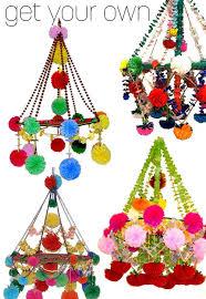 image above pajaki chandeliers