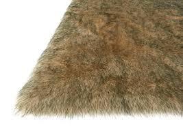 faux fur rug grey white ikea canada