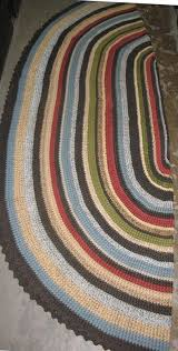 view large image braided and crochet room size rug