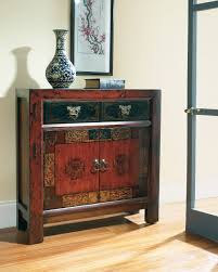 Asian Dresser hooker furniture living room asian twodooronedrawer hall chest 5242 by guidejewelry.us