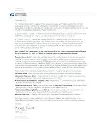 Cover Letter For Usps Cover Letter For Letter Carrier Resume Within