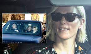 I didn't see anyone criticizing zara tindall talking about her two miscarriages and downplaying her emotional trauma so if there are people doing that to meghan, i think people on this site have the right. Zara Tindall Shows Off New Haircut As She Arrives For Buckingham Palace Christmas Lunch Express Co Uk