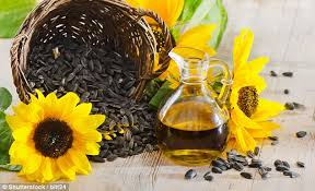 Image result for sunflower seed oil shutterstock
