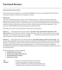 Combination Resume Templates Awesome Example Of Skills Based Resume Functional Skills Resume Examples