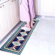 carpet for kitchen floor modern geometric kitchen floor mat anti slip water absorbent area runner rug carpet for kitchen floor kitchen runners