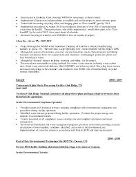environmental attorney resume shaun knapp senior attorney resume