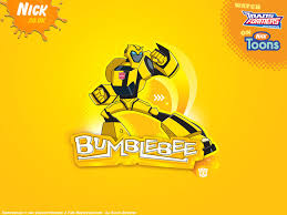 transformers animated blebee