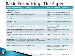 awesome collection of apa format for th edition sample paper for   ideas collection apa format for 6th edition sample paper on cover