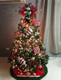 Candy Cane Decorations For Christmas Trees 60 Of the Most Inspiring Christmas Tree Designs Candy canes 32
