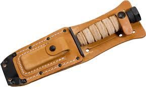 ontario sheath fits 499 leather o6152