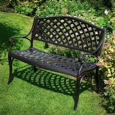 Best Iron Bench Outdoor 25 Best Ideas About Metal Garden Benches Garden Metal Bench