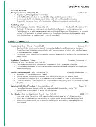 Massage Resume Resume For Your Job Application