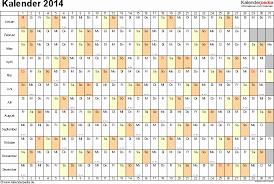 jahrskalender 2015 jahreskalender 2015 excel und kalender 2014 in excel zum ausdrucken