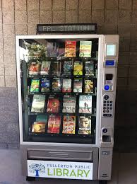 Book Vending Machine Library Delectable 48 Best Bookhoarding Book Stuff Images On Pinterest The Library