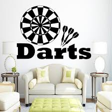 target darts wall decals removable