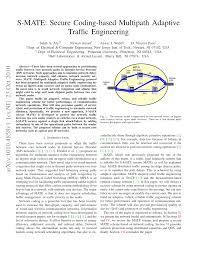 PDF) DATE: Distributed Adaptive Traffic Engineering