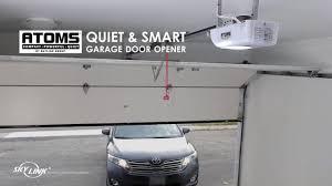skylink garage door openerATOMS Garage Door Opener by Skylink  YouTube