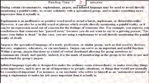 examples of double speak integrated writing toefl listening lectures a lecture from a physical science class