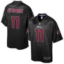 Cardinals Arizona Fitzgerald Jersey Black