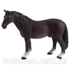 <b>Игрики ZOO</b>: <b>Фигурка</b> «<b>Лошадь</b> темно коричневая», цена 2154 Тг ...