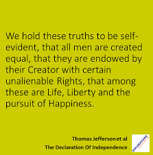 Declaration Of Independence Quotes Stunning The Declaration Of Independence Quote 48 Playvolution HQ