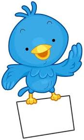 blue bird flying clipart. Beautiful Clipart A Little Blue Bird Flying While Clutching A Sheet Of Paper With Its Feet  Stock Photo Clipart R