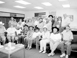 Falls and Lake Winola Seniors enjoy Western Day | Community |  citizensvoice.com