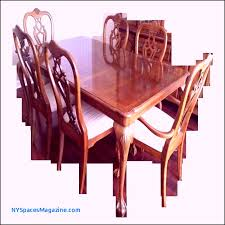 56 luxury shaker dining table and chairs new york es magazine