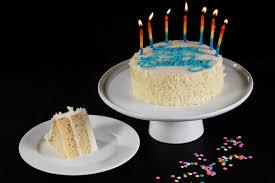 Happy Birthday Golden Butter Vanilla Layer Cake 2 layer – We