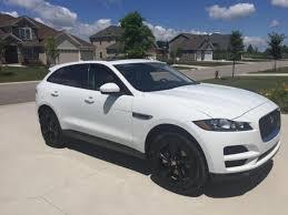 Polaris White Jaguar F-Pace Pictures - Jaguar F-Pace Forum