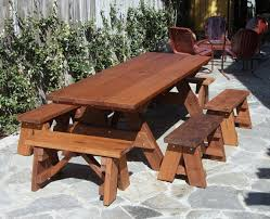 Indoor Picnic Style Dining Table Indoor Picnic Style Dining Table Dining Table Ideas