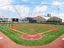 Tcu Baseball Field Seating Chart Olsen Field At Blue Bell Park Wikipedia