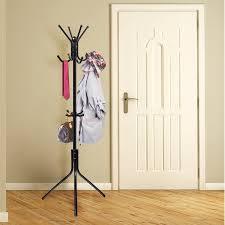 Image Tree Oxgord Coat Hat Metal Rack Organizer Hanger Hook Stand For Purse Handbag Jacket Scarf Walmart Oxgord Coat Hat Metal Rack Organizer Hanger Hook Stand For Purse