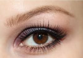 if not you can go with neutrals like taupes and browns to make your eyes sparkle you can use pink eye shadow if you want a smokey eye look
