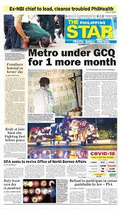 There is no standard size for this newspaper format. Get Your Digital Copy Of The Philippine Star September 01 2020 Issue