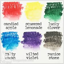 Introducing The New Tim Holtz Distress Crayons Sets 4 5