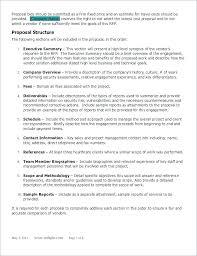 Executive Summary Example Construction Project Peatix