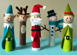 Christmas Arts And Crafts For Kids Gallery  Handycraft Decoration Christmas Easy Crafts