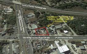 0 5 acres of industrial land offered at 550 000 in orlando fl